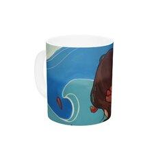 Sea Swept by Lydia Martin 11 oz. Ceramic Coffee Mug