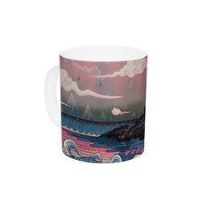 Lone Wolf by Mat Miller 11 oz. Ceramic Coffee Mug