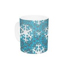 Precious Flakes by Miranda Mol 11 oz. Ceramic Coffee Mug