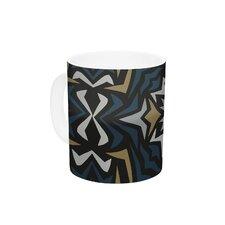 Winter Fractals by Miranda Mol 11 oz. Ceramic Coffee Mug