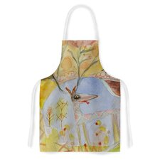 Promise of Magic by Marianna kelevich Artistic Apron