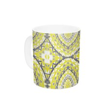 Tessellation by Miranda Mol 11 oz. Ceramic Coffee Mug