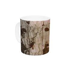 Lotus Dream by Marianna Tankelevich 11 oz. Flower Ceramic Coffee Mug