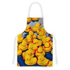 Duckies by Maynard Logan Artistic Apron