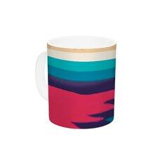 Surf by Nika Martinez 11 oz. Ceramic Coffee Mug