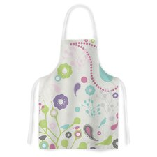 Bird Song by Nicole Ketchum Artistic Apron