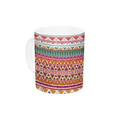 Chenoa by Nika Martinez 11 oz. Ceramic Coffee Mug