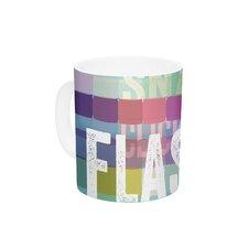 FLASH by KESS Original 11 oz. Ceramic Coffee Mug