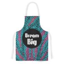 Dream Big Fabric Artistic Apron