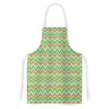 Bright and Bold by Pom Graphic Design Artistic Apron