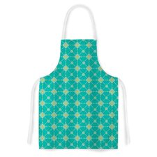 Hive Blooms by Nicole Ketchum Artistic Apron