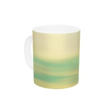 Across The Endless Sea by Robin Dickinson 11 oz. Birds Ceramic Coffee Mug