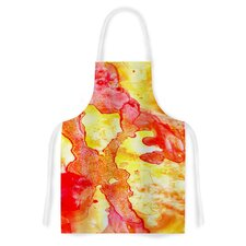 Hot Hot Hot by Rosie Artistic Apron