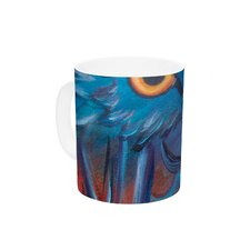 Hoot by Padgett Mason 11 oz. Ceramic Coffee Mug
