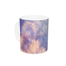 Exhale by Rachel Burbee 11 oz. Ceramic Coffee Mug