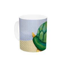 Slow and Steady by Padgett Mason 11 oz. Ceramic Coffee Mug