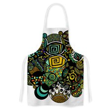 Life by Pom Graphic Design Artistic Apron