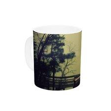 Fog on the River by Robin Dickinson 11 oz. Ceramic Coffee Mug