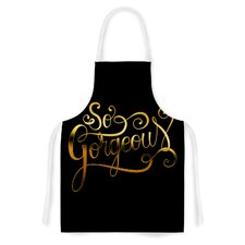 So Gorgeous by Roberlan Artistic Apron
