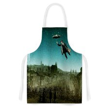 The Departure by Suzanne Carter Artistic Apron
