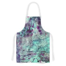 Think Outside the Box by Sylvia Cook Artistic Apron