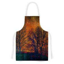 Silhouettes by Sylvia Cook Artistic Apron