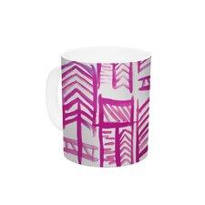Quiver III by Theresa Giolzetti 11 oz. Ceramic Coffee Mug