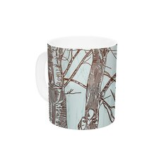 Winter Trees by Sam Posnick 11 oz. Ceramic Coffee Mug