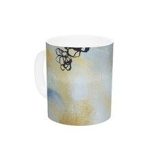 Ostrich by Sonal Nathwani 11 oz. Ceramic Coffee Mug