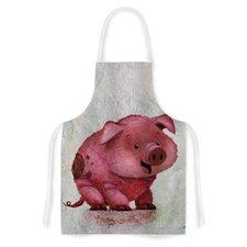 This Little Piggy by Rachel Kokko Artistic Apron