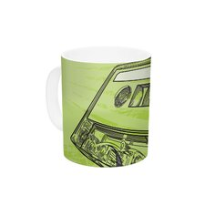 Mixtape by Sam Posnick 11 oz. Ceramic Coffee Mug