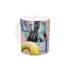 Flamingo Tropical by Vasare Nar 11 oz. Ceramic Coffee Mug