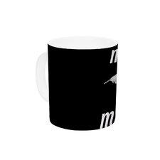 Mind Over Matter by Skye Zambrana 11 oz. Ceramic Coffee Mug