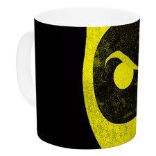 Bat Yin by Frederic Levy-Hadida 11 oz. Ceramic Coffee Mug