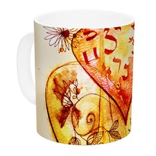 Tree of Love by Marianna Tankelevich 11 oz. Ceramic Coffee Mug