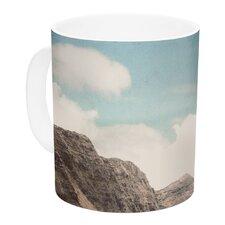Aloha by Nastasia Cook 11 oz. Mountain Beach Ceramic Coffee Mug