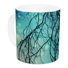 Winter Moon by Sylvia Cook 11 oz. Ceramic Coffee Mug