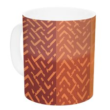 Lost by KESS Original 11 oz. Ceramic Coffee Mug