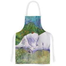 Ernie's Dream by Catherine Holcombe Artistic Apron