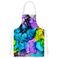 Mermaids by Claire Day Paint Artistic Apron
