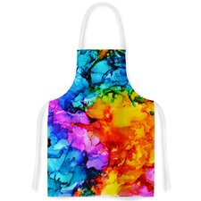 Sweet Sour II by Claire Day Artistic Apron
