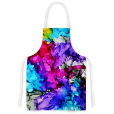 Indie Chic by Claire Day Artistic Apron