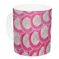 Oho Boho by Akwaflorell 11 oz. Ceramic Coffee Mug