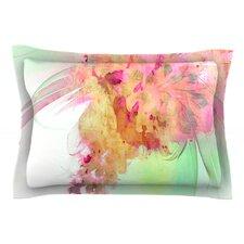 Lily by Alison Coxon Cotton Pillow Sham
