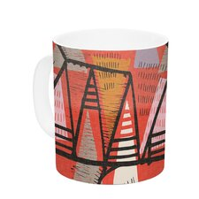 Arnaud by Gill Eggleston 11 oz. Ceramic Coffee Mug