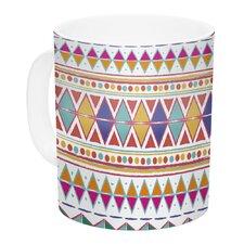 Native Fiesta by Nika Martinez 11 oz. Ceramic Coffee Mug
