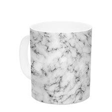 Marble by Will Wild 11 Oz. Ceramic Coffee Mug