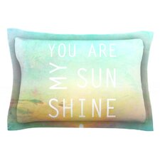 You are My Sunshine by Alison Coxon Cotton Pillow Sham