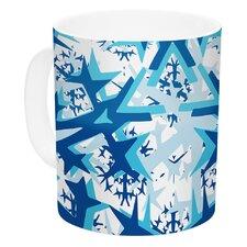 Winter Mountains by Miranda Mol 11 oz. Ceramic Coffee Mug