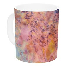 Blushed Geometric by Nikki Strange 11 oz. Ceramic Coffee Mug